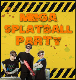 Mega Birthday Party Package